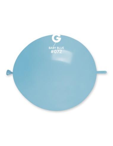 Gemar Standard 33cm - 13 inch - Baby Blue No.072 - GL13 - 100 pz