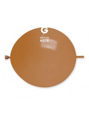 Gemar Standard 33cm - 13 inch - Mocha No.076 - GL13 - 100 pz