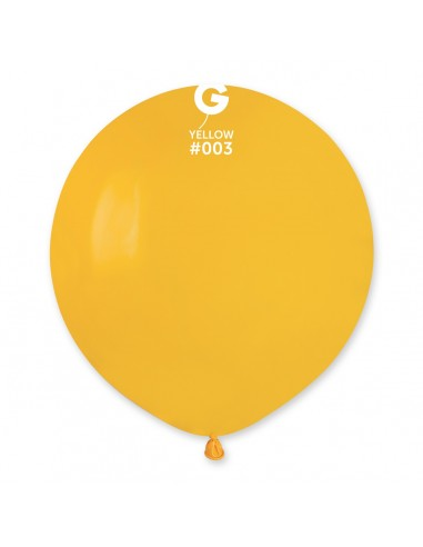 Gemar Standard 48cm - 19 inch - Yellow No.003 - G150 - 50 pz
