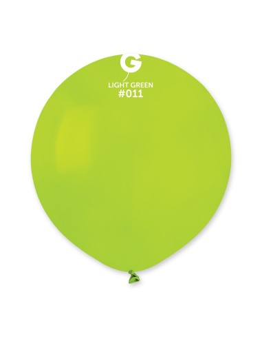 Gemar Standard 48cm - 19 inch - Light Green No.011 - G150 - 50 pz