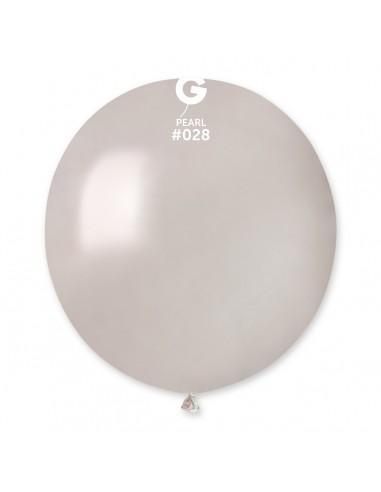 Gemar Metallic 48cm - 19 inch - Pearl No.028 - GM150 - 50 pz