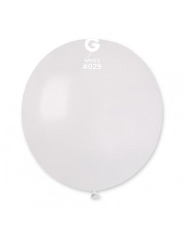 Gemar Metallic 48cm - 19 inch - White No.029 - GM150 - 50 pz