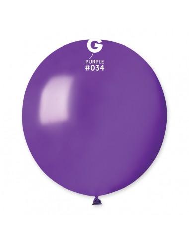 Gemar Metallic 48cm - 19 inch - Purple No.034 - GM150 - 50 pz