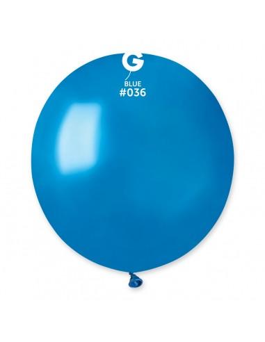 Gemar Metallic 48cm - 19 inch - Blue No.036 - GM150 - 50 pz