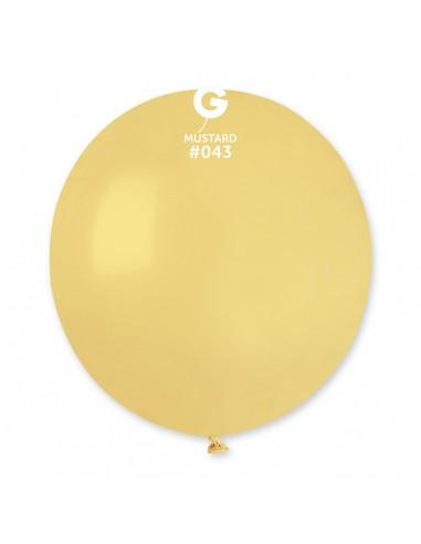 Gemar Standard 48cm - 19 inch - Mustard No.043 - G150 - 50 pz