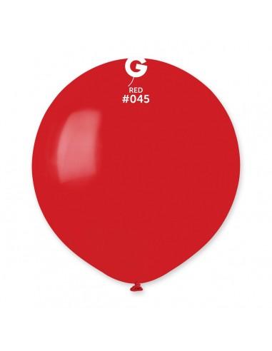 Gemar Standard 48cm - 19 inch - Red No.045 - G150 - 50 pz