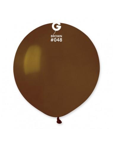 Gemar Standard 48cm - 19 inch - Brown No.048 - G150 - 50 pz