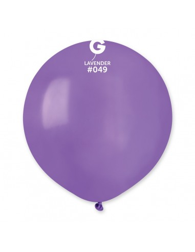 Gemar Standard 48cm - 19 inch - Lavender No.049 - G150 - 50 pz