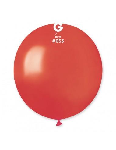 Gemar Metallic 48cm - 19 inch - Red No.053 - GM150 - 50 pz