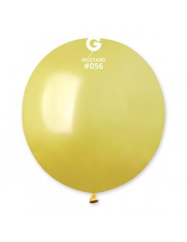 Gemar Metallic 48cm - 19 inch - Mustard No.056 - GM150 - 50 pz
