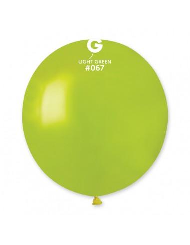 Gemar Metallic 48cm - 19 inch - Light Green No.067 - GM150 - 50 pz