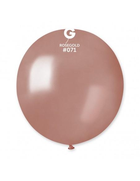 Gemar Metallic 48cm - 19 inch - Rose Gold No.071 - GM150 - 50 pz