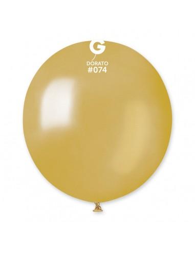 Gemar Metallic 48cm - 19 inch - Dorato No.074 - GM150 - 50 pz