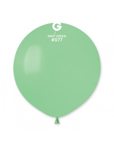 Gemar Standard 48cm - 19 inch - Mint Green No.077 - G150 - 50 pz