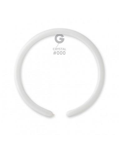 Gemar Crystal 2.5x150cm - 1x60 inch - Crystal No.000 - D2 - 100 pz