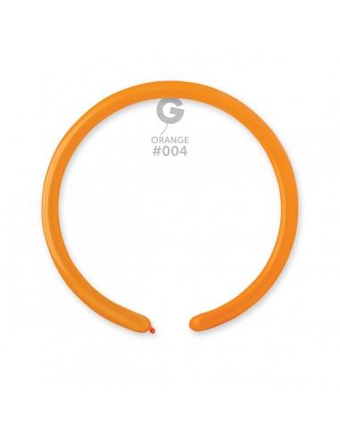 Gemar Standard 2.5x150cm - 1x60 inch - Orange No.004 - D2 - 100 pz