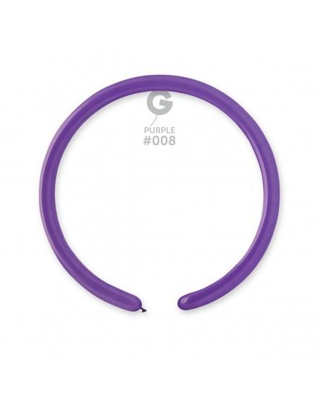 Gemar Standard 2.5x150cm - 1x60 inch - Purple No.008 - D2 - 100 pz