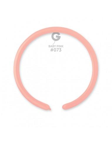 Gemar Standard 2.5x150cm - 1x60 inch - Baby Pink No.073 - D2 - 100 pz
