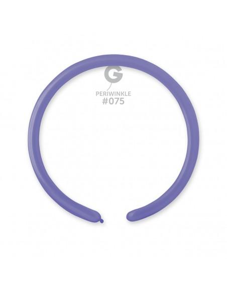 Gemar Standard 2.5x150cm - 1x60 inch - Periwinkle No.075 - D2 - 100 pz