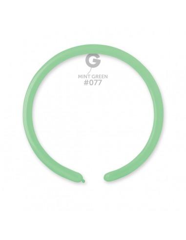 Gemar Standard 2.5x150cm - 1x60 inch - Mint Green No.077 - D2 - 100 pz