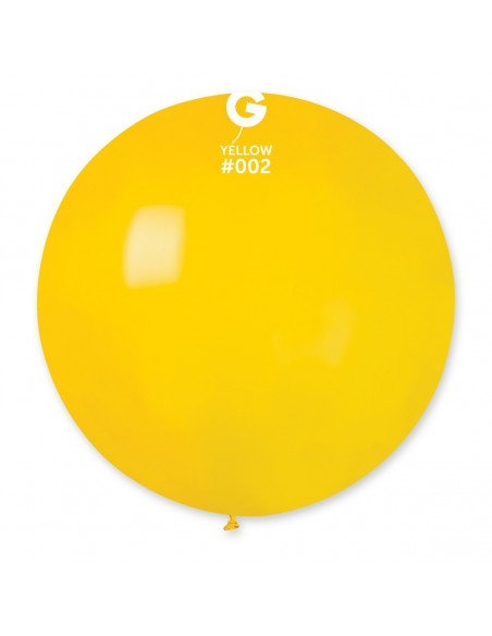 Gemar Standard 80cm - 31 inch - Yellow No.002 - G220 - 25 pz