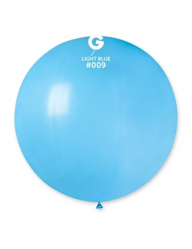 Gemar Standard 80cm - 31 inch - Light Blue No.009 - G220 - 25 pz