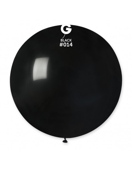 Gemar Standard 80cm - 31 inch - Black No.014 - G220 - 25 pz