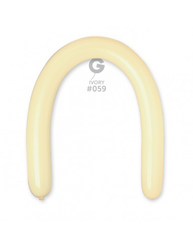 Gemar Standard 8x130cm - 3x50 inch - Ivory No.059 - D6 - 100 pz