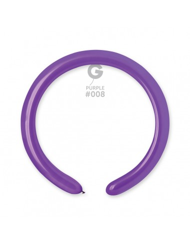 Gemar Standard 5x150cm - 2x60 inch - Purple No.008 - D4 - 100 pz