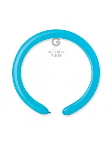 Gemar Standard 5x150cm - 2x60 inch - Light Blue No.009 - D4 - 100 pz