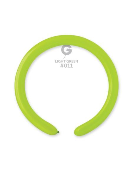 Gemar Standard 5x150cm - 2x60 inch - Light Green No.011 - D4 - 100 pz