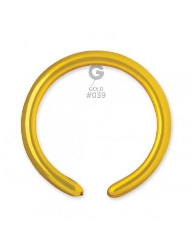 Gemar Metallic 5x150cm - 2x60 inch - Gold No.039 - DM4 - 100 pz