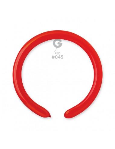 Gemar Standard 5x150cm - 2x60 inch - Red No.045 - D4 - 100 pz