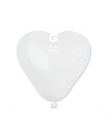 Gemar Standard 16cm - 6 inch - White No.001 - CR6 - 100 pz