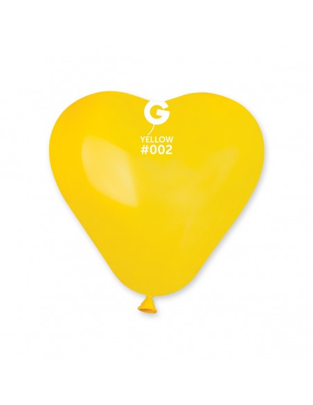 Gemar Standard 16cm - 6 inch - Yellow No.002 - CR6 - 100 pz