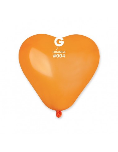 Gemar Standard 16cm - 6 inch - Orange No.004 - CR6 - 100 pz
