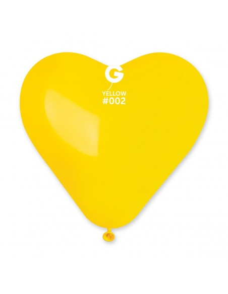 Gemar Standard 44cm - 17 inch - Yellow No.002 - CR17 - 50 pz