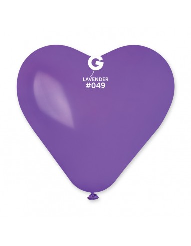 Gemar Standard 44cm - 17 inch - Lavender No.049 - CR17 - 50 pz