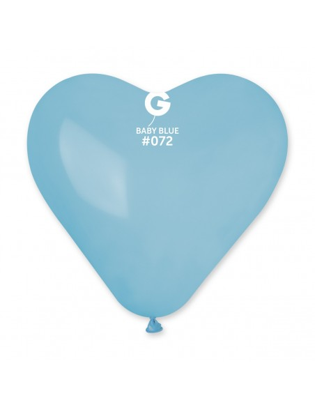 Gemar Standard 44cm - 17 inch - Baby Blue No.072 - CR17 - 50 pz
