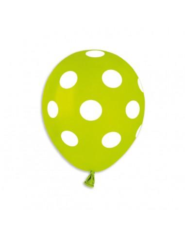 Gemar Standard 13cm - 5 inch - Light Green No.011 - A50 - 100 pz