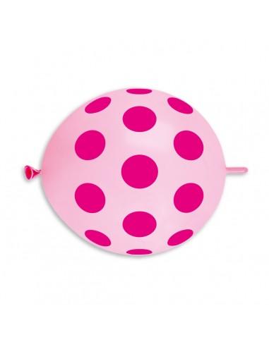Gemar Standard 33cm - 13 inch - Pink No.057 - GL13 - 50 pz