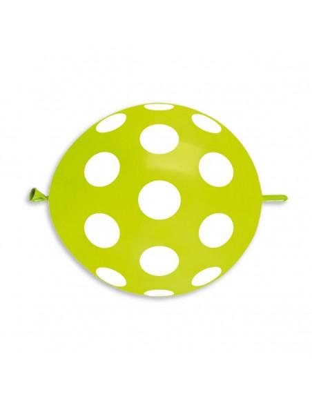 Gemar Standard 33cm - 13 inch - Light Green No.011 - GL13 - 50 pz