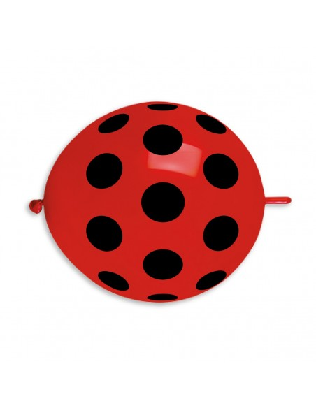Gemar Standard 33cm - 13 inch - Red No.045 - GL13 - 50 pz