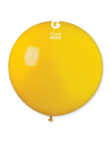 Gemar Standard 80cm - 31 inch - Yellow No.002 - G30 - 10 pz