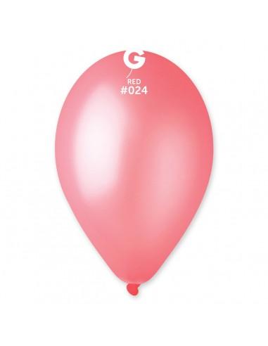Gemar Neon 30cm - 12 inch - Red No.024 - GF110 - 100 pz