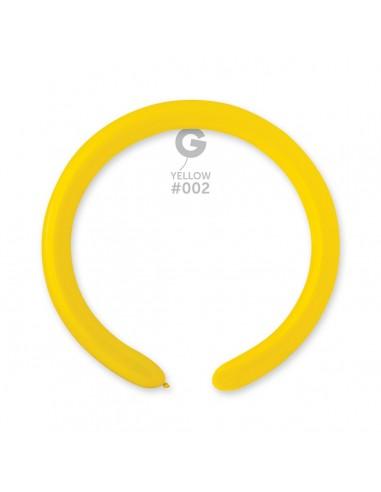 Gemar Standard 5x150cm - 2x60 inch - Yellow No.002 - D4 - 100 pz